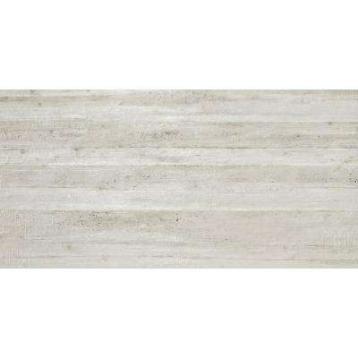 Cassero White Matte 11.81 in. x 23.62 in. Porcelain Floor and Wall Tile (15.504 sq. ft. / case)