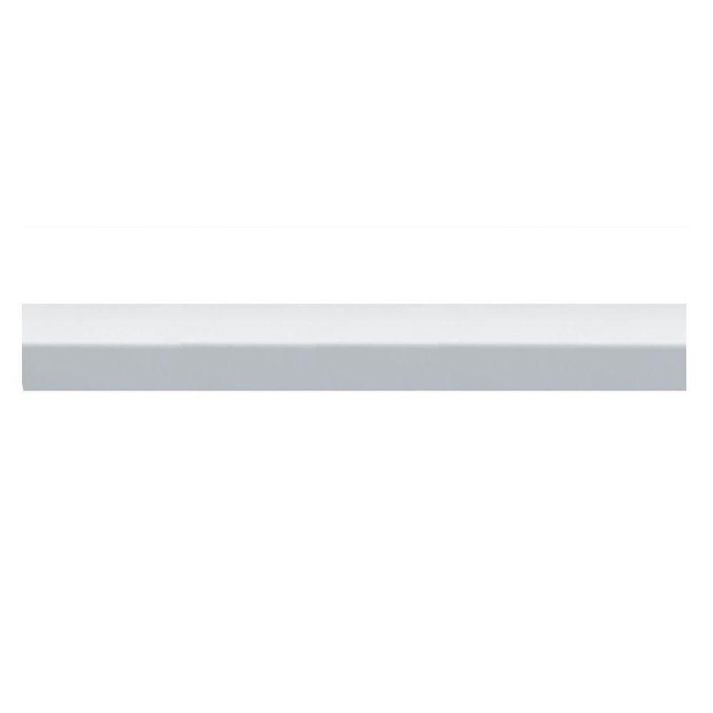 MOEN Porcelana 24 in. Plastic Replacement Bar in White-DISCONTINUED