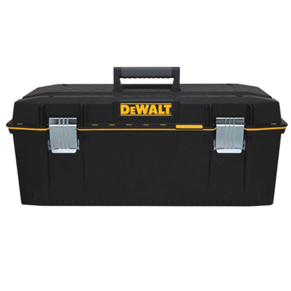 b8a47a010bd DEWALT Tough Chest 38 in. 63 Gal. Mobile Tool Box-DWST38000 - The ...