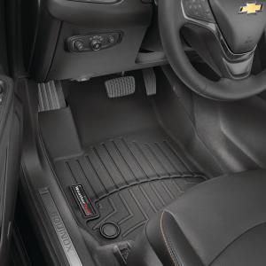 GGBAILEY Audi S8 2013 2014 2015 Black with Red Edging Driver /& Passenger Floor Mats