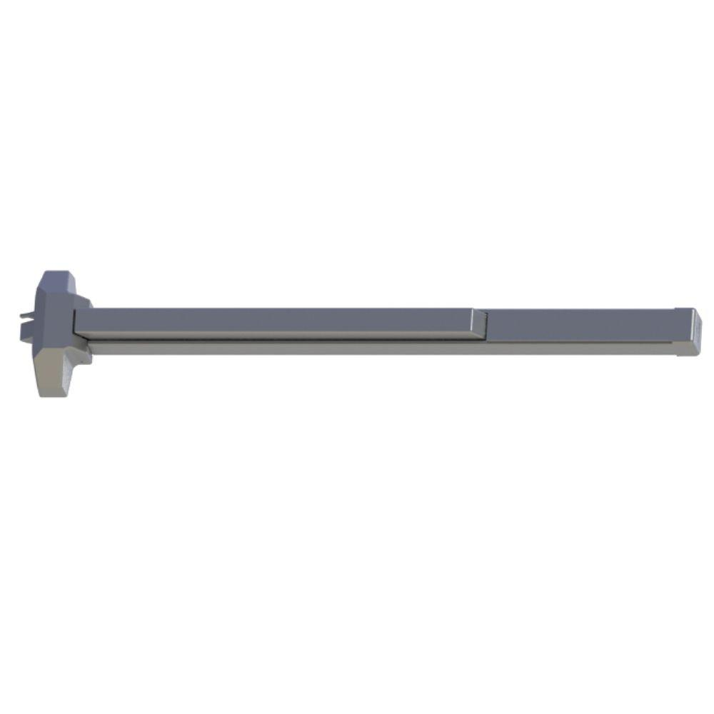 Hager Satin Stainless Standard Duty Rim Exit Device