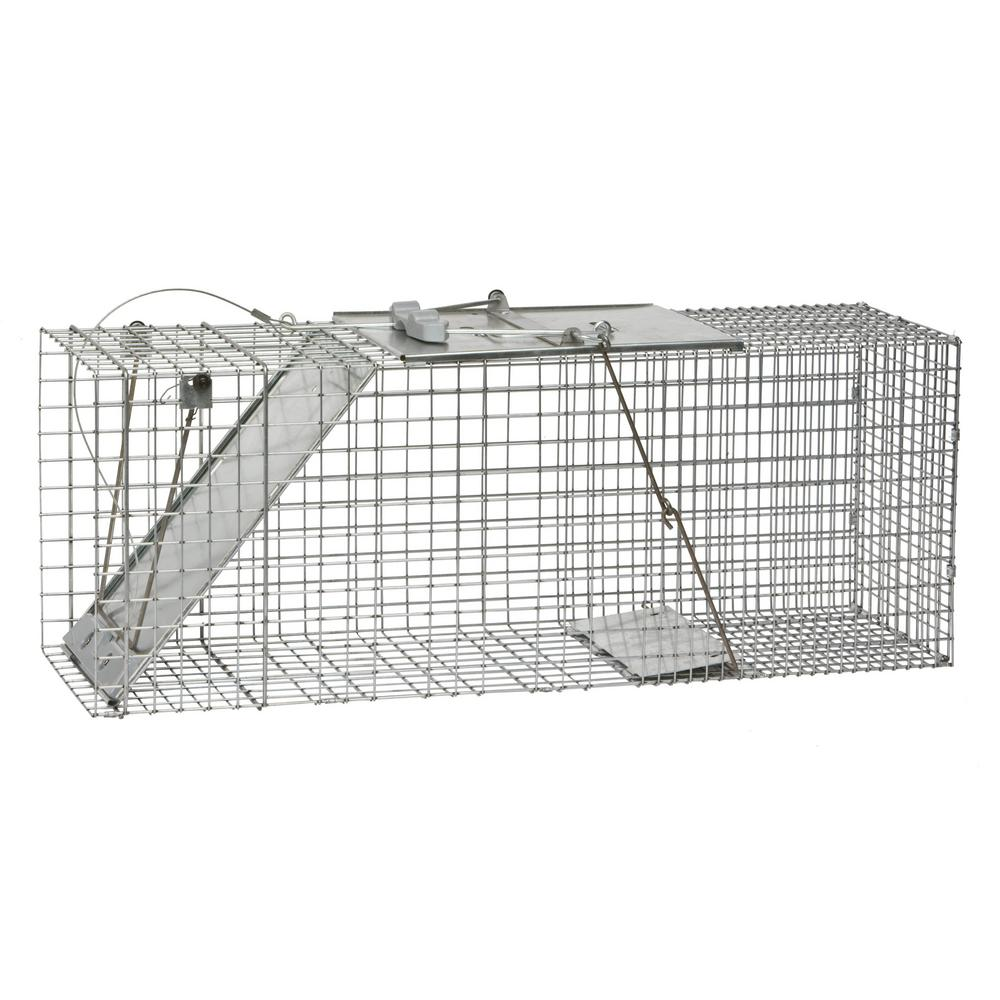 Havahart Large Easy Set Live Animal Cage Trap
