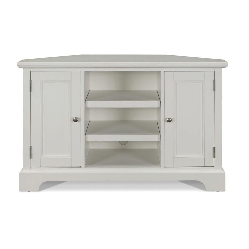online store e9123 565e0 Corner Unit - TV Stands - Living Room Furniture - The Home Depot