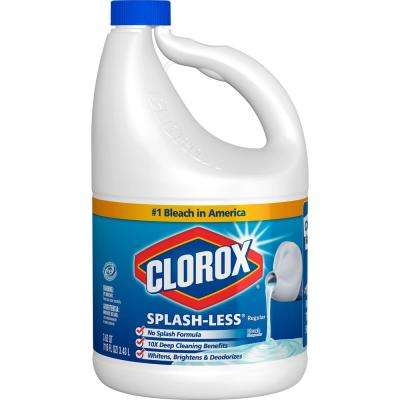 116 oz. Concentrated Splash-Less Regular Bleach Liquid