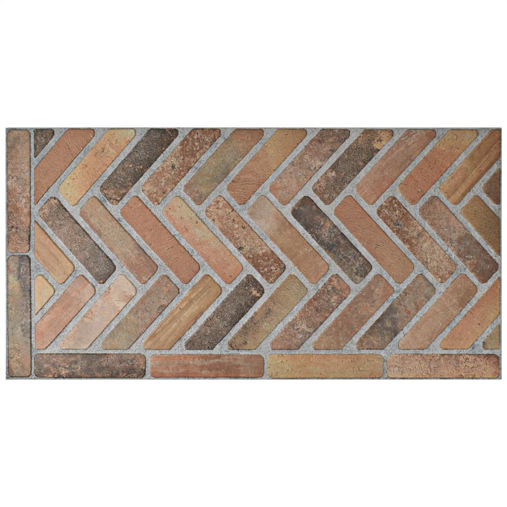 Merola Tile Alsacia Caldera 17-3/4 In. X 35-1/2 In