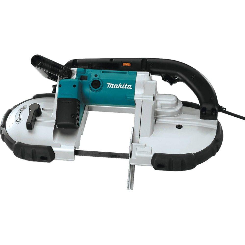 Makita 6 5 Amp Corded Portable Band Saw 2107fz The Home