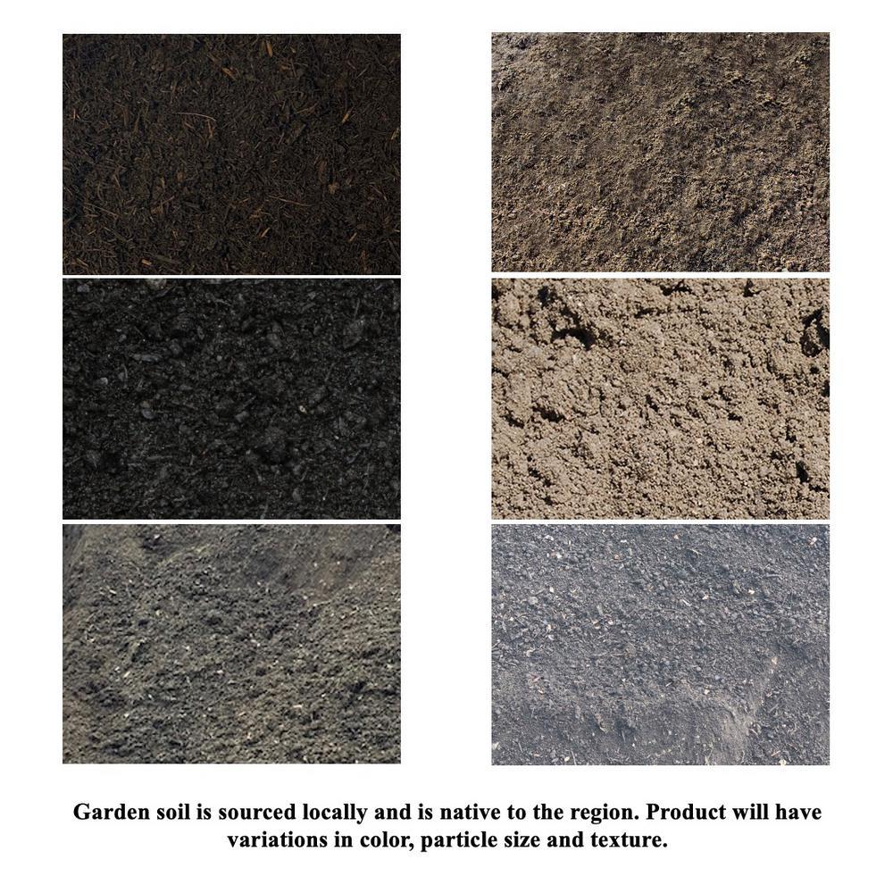 Unbranded 5 Cu Yds Bulk Garden Soil Slgs5 The Home Depot