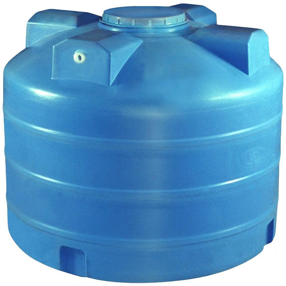 Vassallo 250 Gal Water Tank Vrm Wt250 The Home Depot