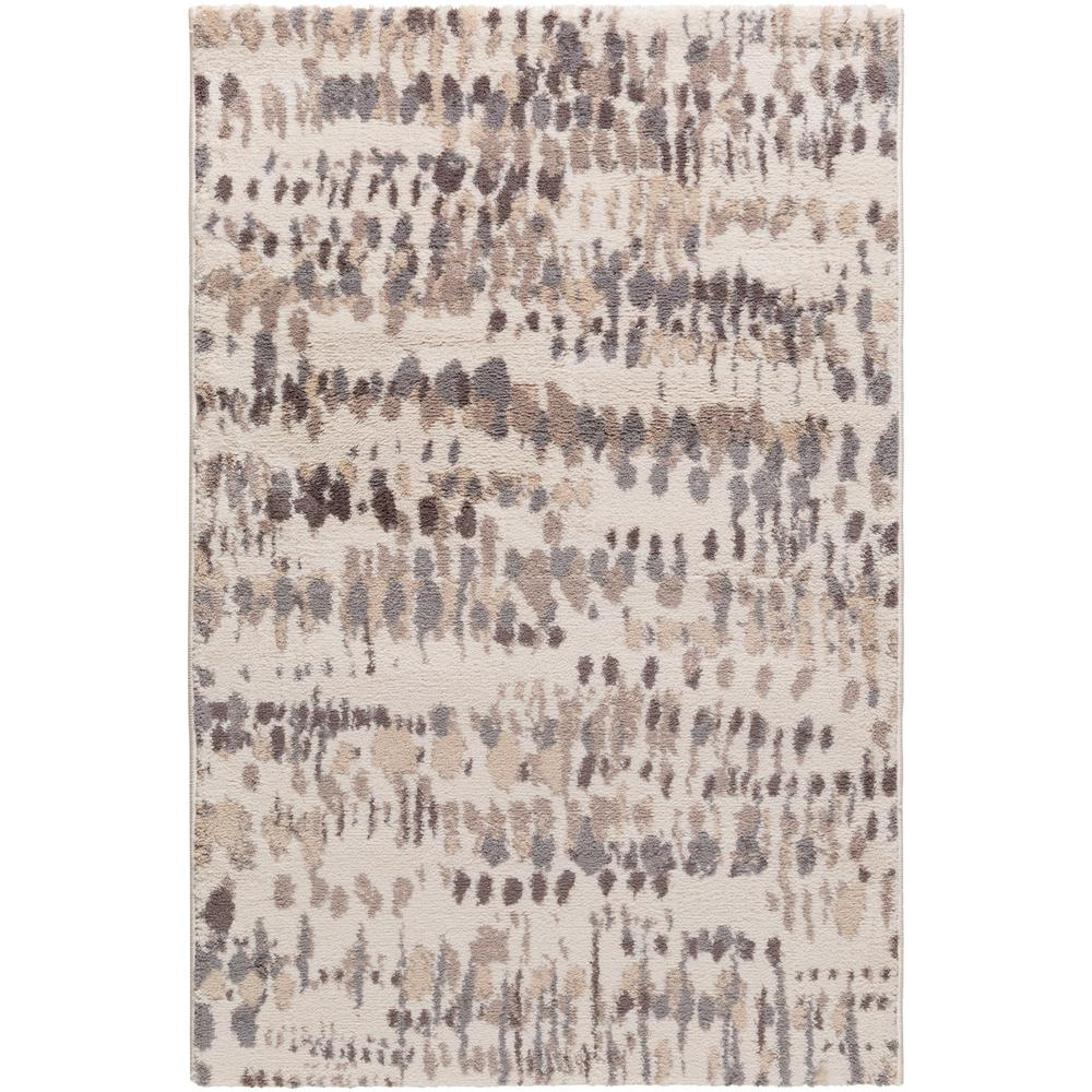 Apricity Iceberg White 2 ft. x 3 ft. Indoor Area Rug