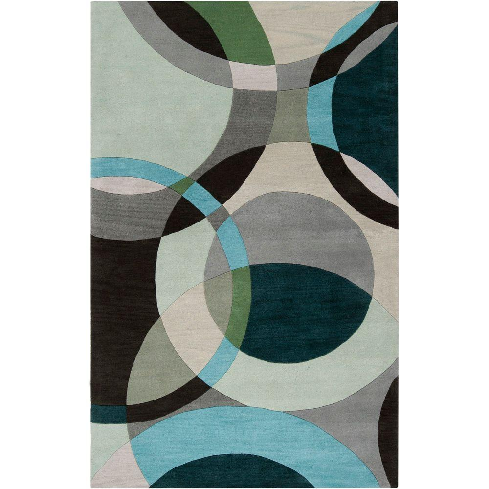 Artistic Weavers Seletar Hunter Green 2 Ft X 3 Area Rug