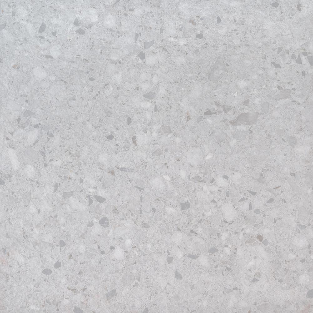 Terrazo Glacier 24 in. x 24 in. Porcelain Paver Tile (14 pieces / 56 sq. ft. / pallet)