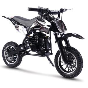 Mega Moto 79 5cc Youth Mini Bike in Black-MMB80B - The Home Depot