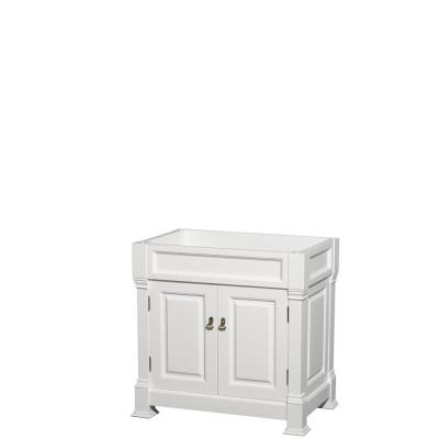 Andover 36 in. W x 22.25 in. D Bath Vanity Cabinet Only in White