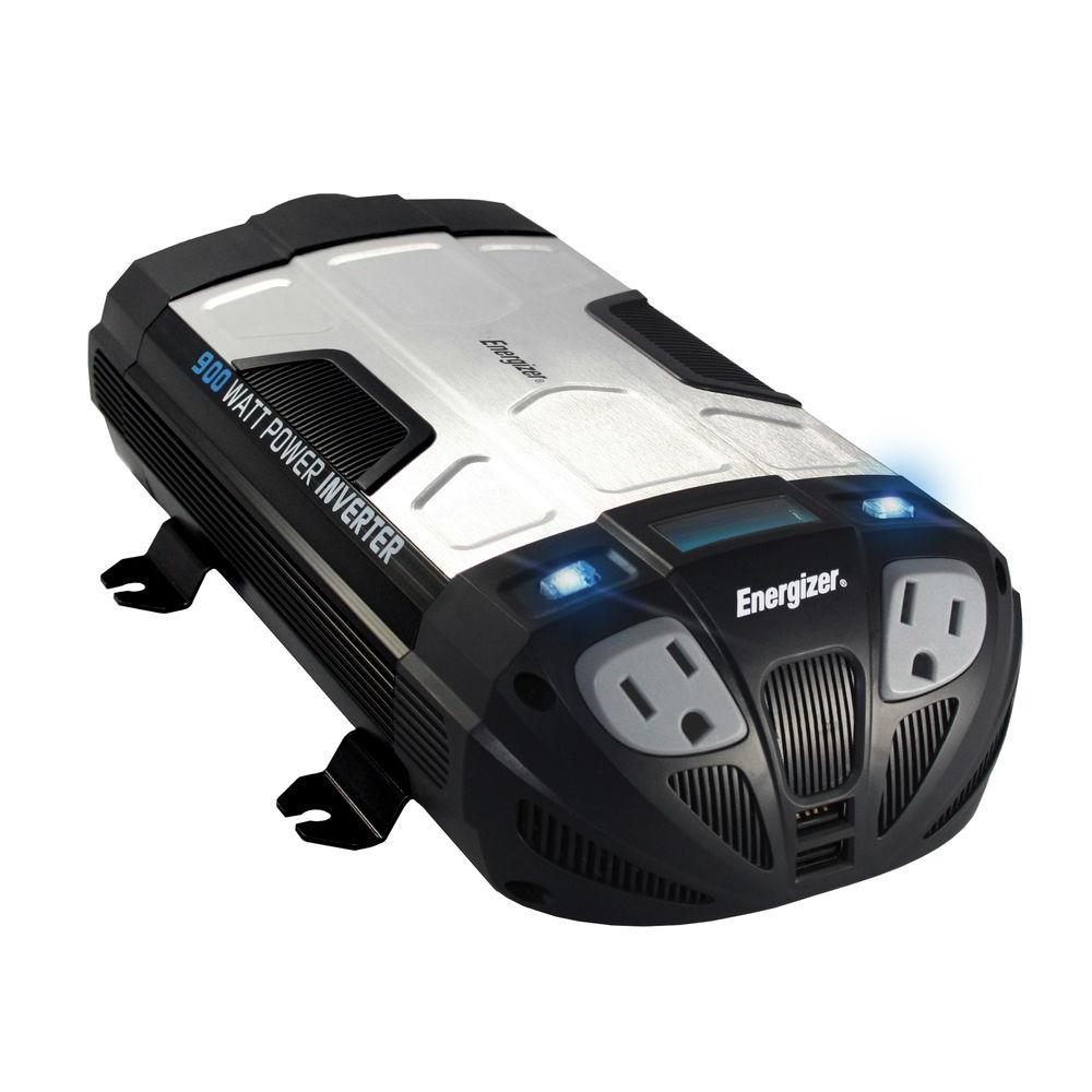900-Watt 12-Volt Power Inverter