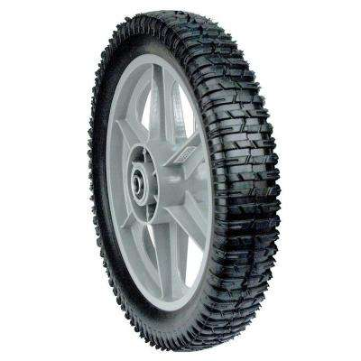 12 in. Plastic Spooked Wheel