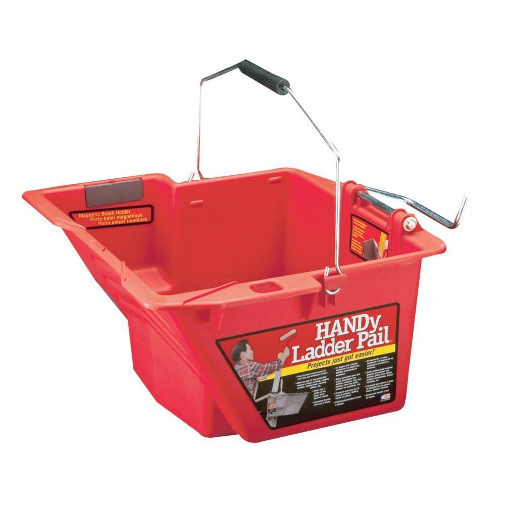 HANDy Paint Pail 1-Gal. Ladder Bucket by HANDy Paint Pail