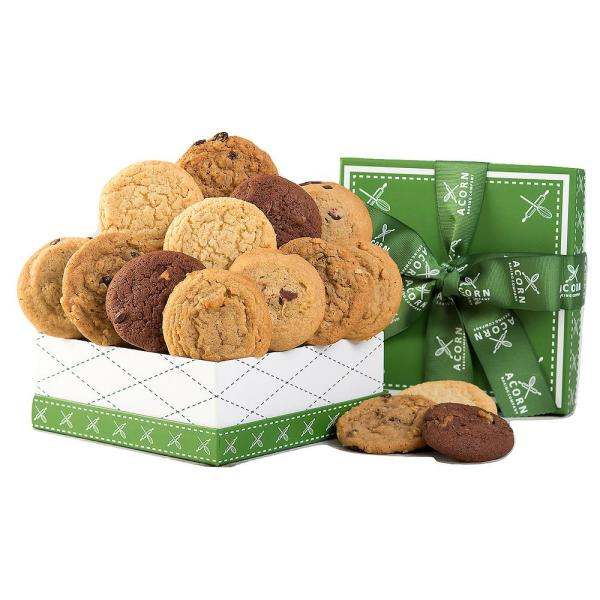 Wine Country Gift Baskets Homemade Cookies Gift Box