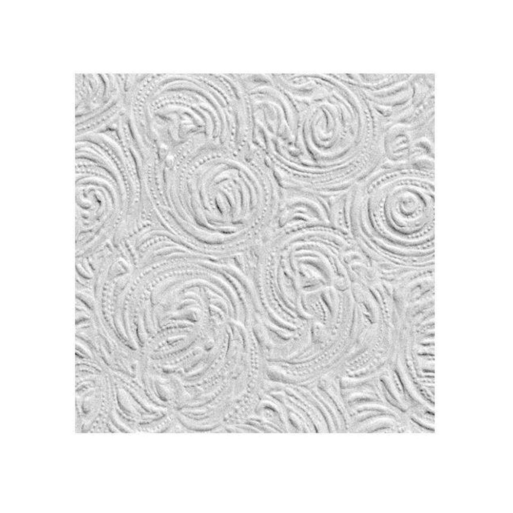 Anaglypta Swirl Paintable Anaglypta Pro Wallpaper