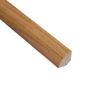 Cottage Chestnut 3/4 in. Thick x 3/4 in. Wide x 94 in. Length Laminate Quarter Round Molding