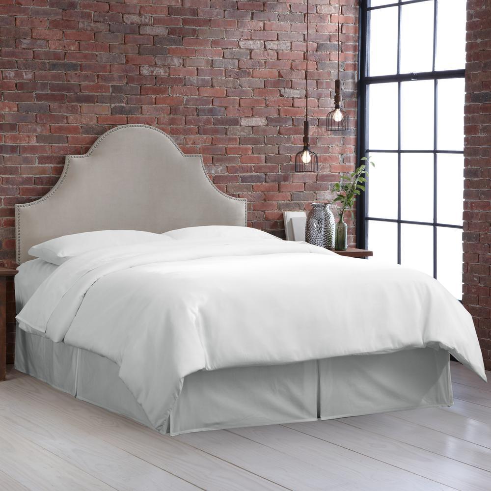 all on decor bedrooms and images bedroom light winnanderson headboard tufted best grey pinterest headboards