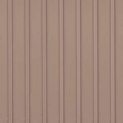 10 ft. Wide x Your Choice Length Channel Sandstone Vinyl Universal Flooring