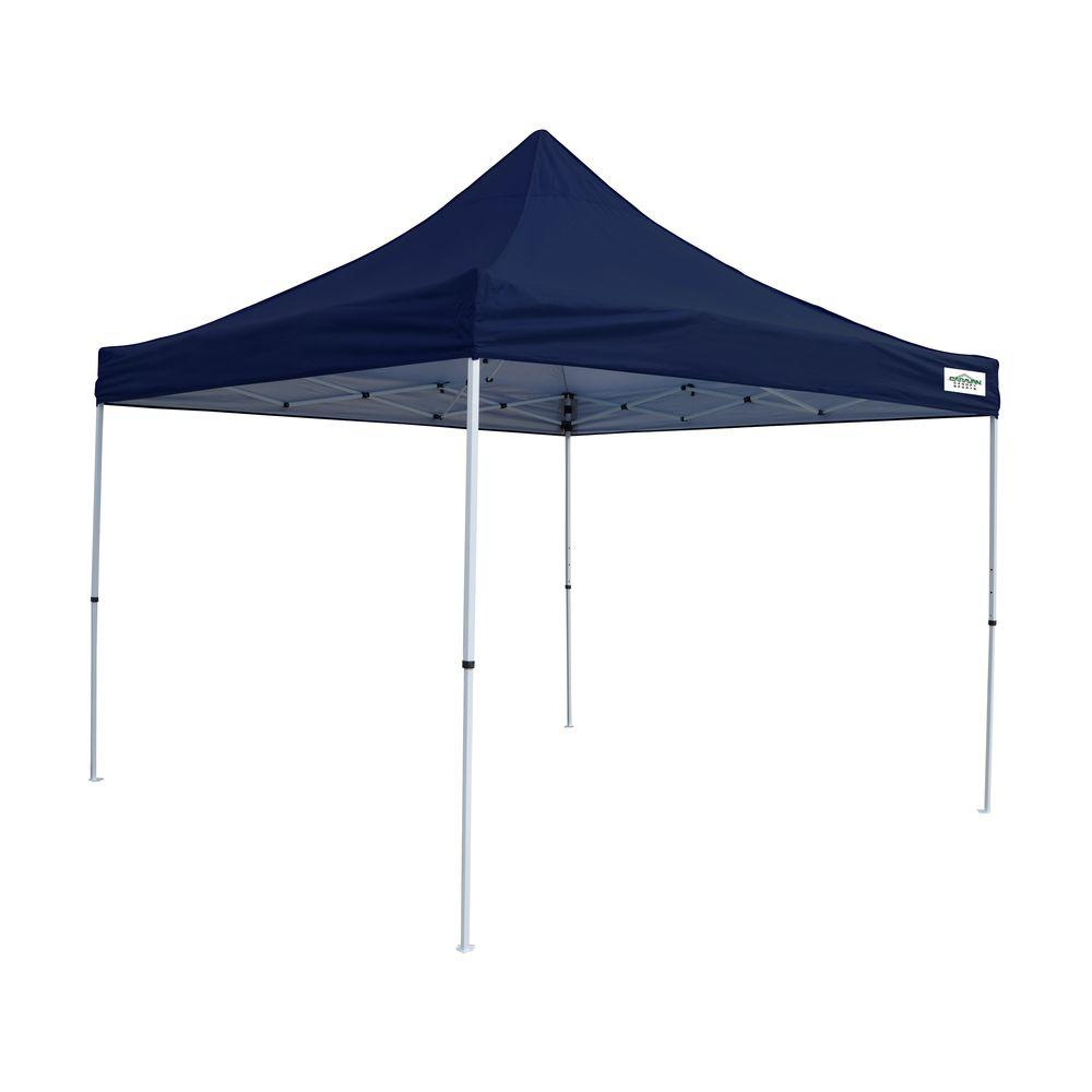 Caravan Sports 10 ft. x 10 ft. M-Series 2 Pro Navy Blue Canopy ...