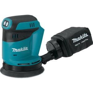 Makita 18-Volt LXT Lithium-Ion 5 inch Cordless Random Orbit Sander (Tool-Only) by Makita