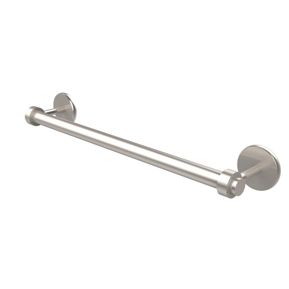 Allied Brass Satellite Orbit Two Collection 24 in. Towel Bar in ...