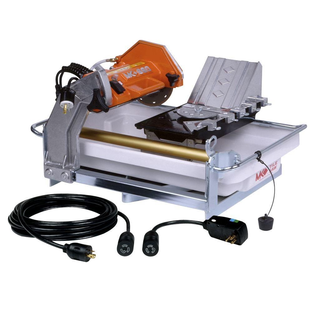 Mk Diamond 660hd 7 In Tile Saw