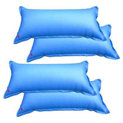 4 ft. x 8 ft. Ice Equalizer Pillow for Above Ground Swimming Pool Covers (4-Pack)