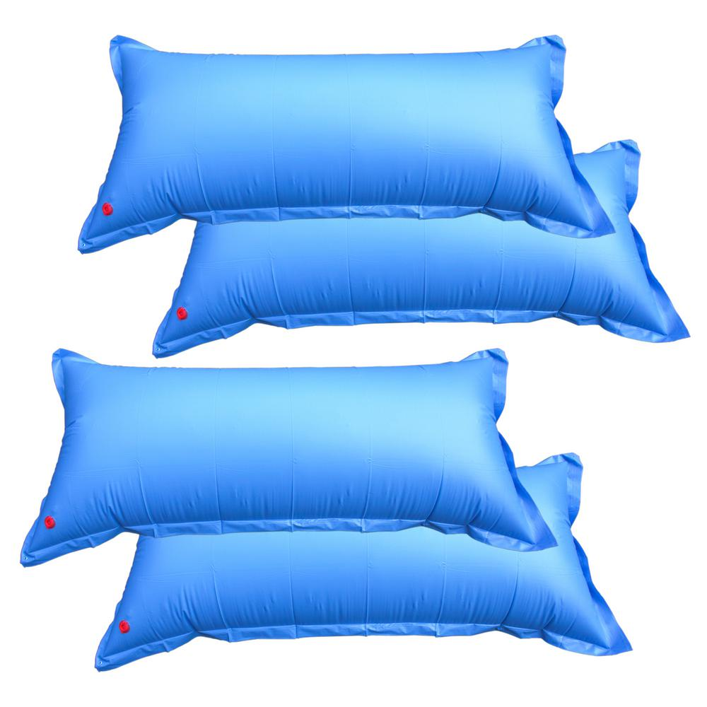 Robelle 4 ft. x 8 ft. Ice Equalizer Pillow for Above Grou...