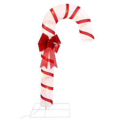 72 in. H Outdoor Candy Cane Figurine