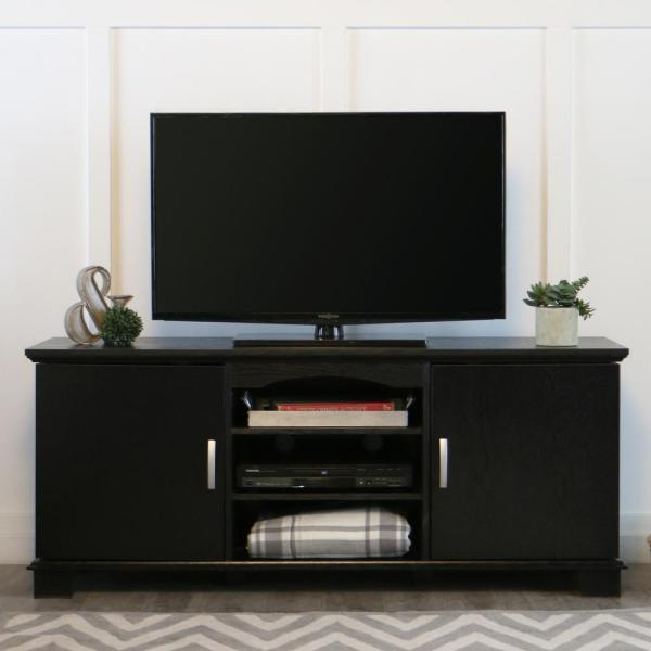 Walker Edison Furniture Company James Black Entertainment Center