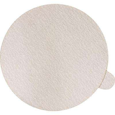 5 in. 60-Grit Pressure Sensitive Adhesive Round Abrasive Disc (10-Pack)