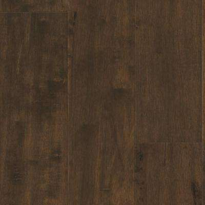 Take Home Sample - Butterworth Oak Hevea Engineered Click Hardwood Flooring - 6-1/2 in. x 7 in.