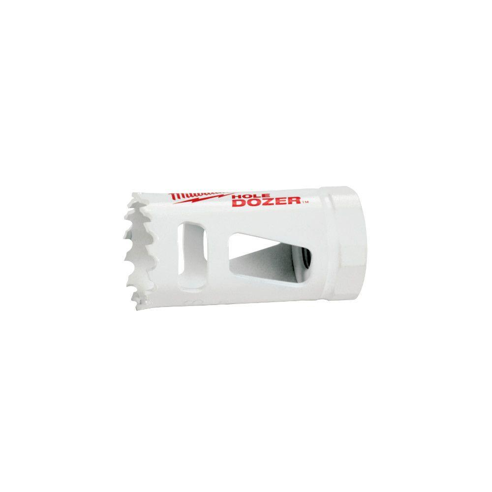 Milwaukee 7 8 In Hole Dozer Bi Metal Hole Saw