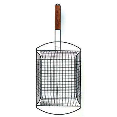 Non-Stick Shaker Basket with Removable Handle