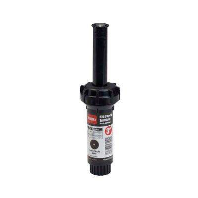 570Z Pro Series 1/2-Circle Pop-Up Sprinkler Plastic Head