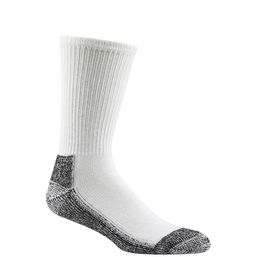 At Work Steel Toe Socks