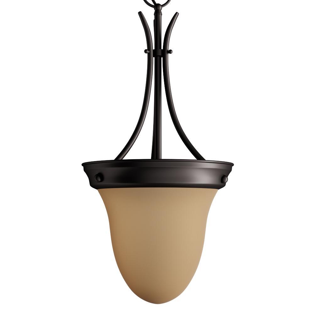 Light Mahogany Bronze Pendant