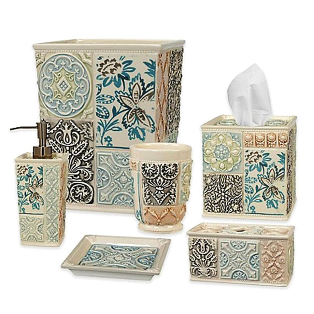 Creative Bath Veneto 6 Piece Ceramic