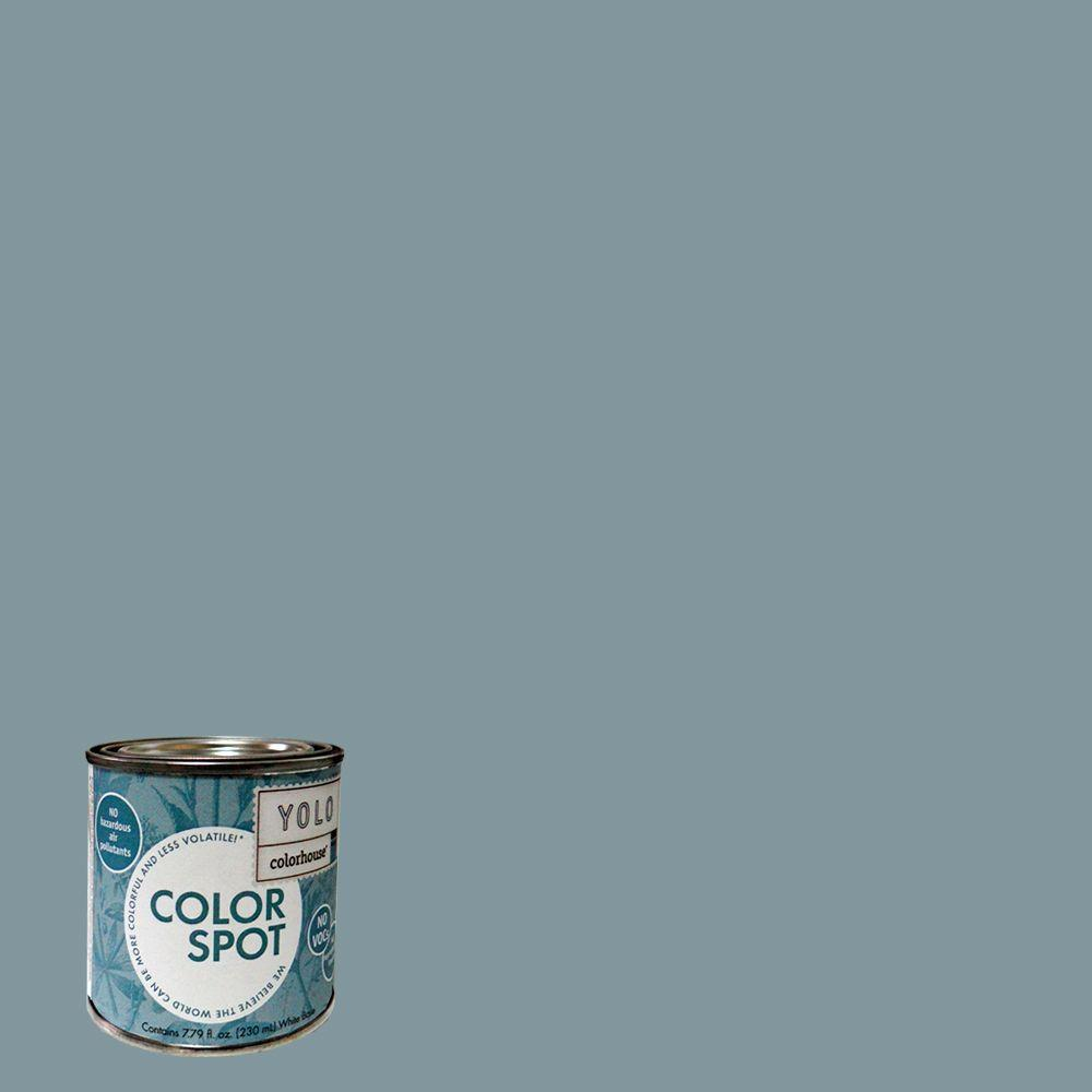 YOLO Colorhouse 8 oz. Water .05 ColorSpot Eggshell Interior Paint Sample-DISCONTINUED