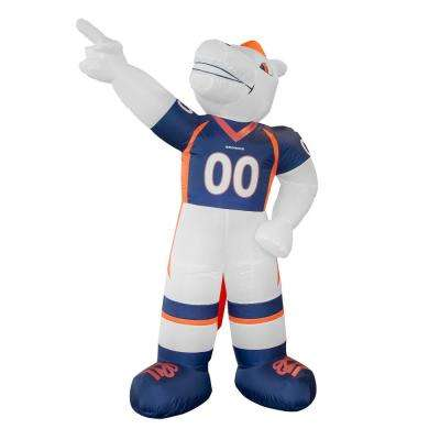 7 ft. Denver Broncos Inflatable Mascot