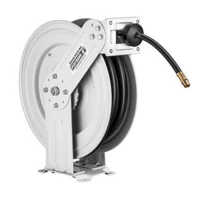 50 ft. Dual Arm Retractable Air Hose Reel