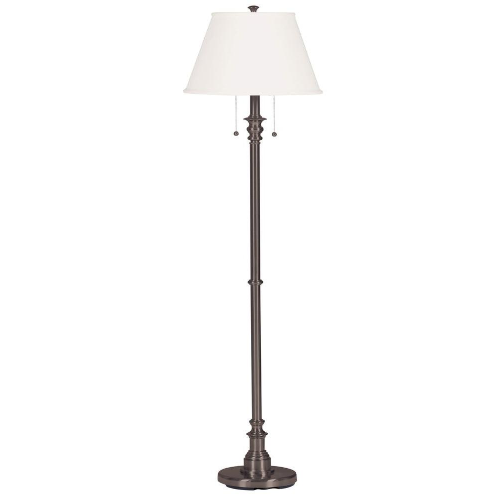 Kenroy Home Spyglass 60 in. Bronze Floor Lamp