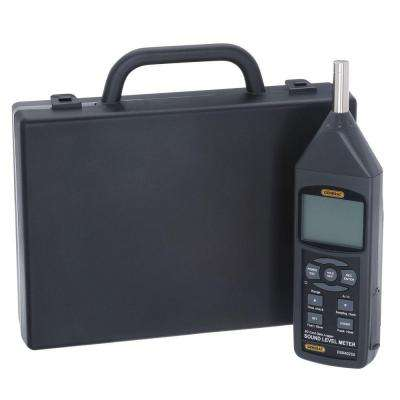 Data Logging Class 2 Sound Level Meter with 2GB SD Card