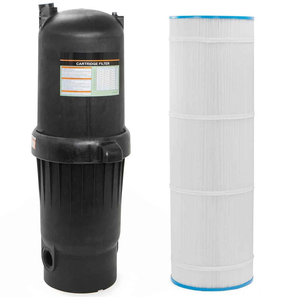 Purifier-Max 120 sq. ft. Cartridge Pool Filter