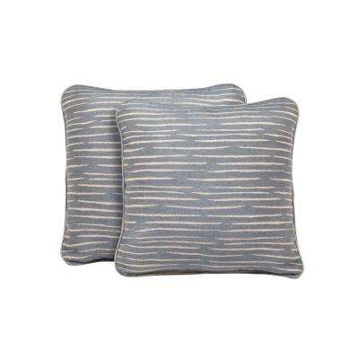 Northshore Congo Outdoor Throw Pillow (2-Pack)