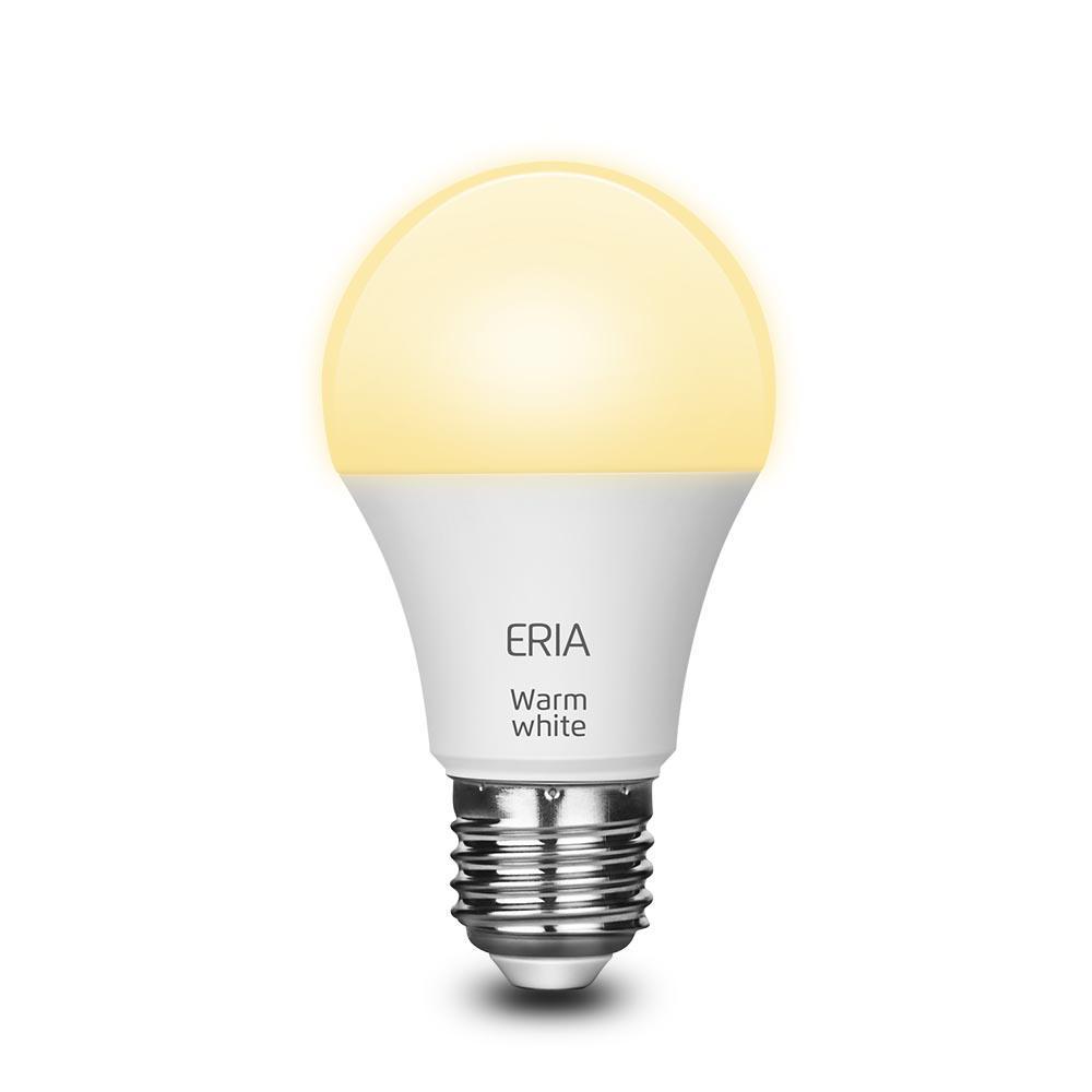 Adurosmart Eria 60 Watt Equivalent A19 Dimmable Cri 90 Wireless Smart Led Light Bulb Soft White