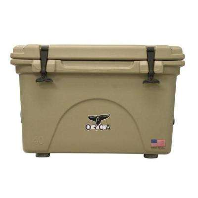 ORCA Tan 40 Qt. Cooler